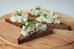 Форшмак - национальное еврейское блюдо