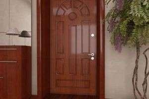 Преимущества разных видов отделки межкомнатных дверей