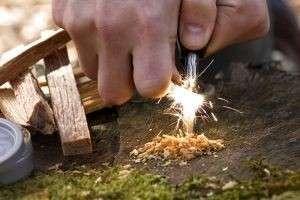 Самые необычные способы добывания огня без спичек и зажигалки