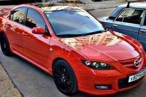 Обзор автомобиля Mazda 3 sport: сравнение с предшественником