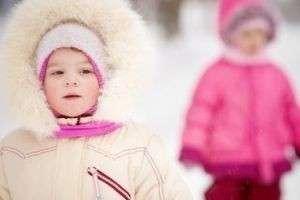 Как одеть ребенка на улицу?