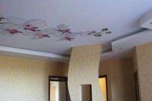 Способы для отделки потолка
