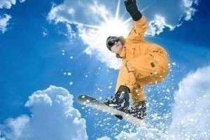 Где покататься на сноуборде в России зимой и летом?