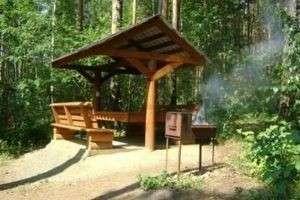 Где можно пожарить шашлыки: популярные варианты