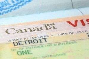 Гостевая виза в Канаду, Австралию, Израиль