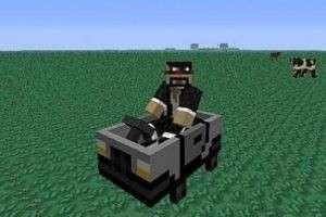 Как сделать машину в «Майнкрафт» и заставить ее ездить