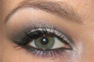 Создаем свой образ — макияж для серо-зеленых глаз