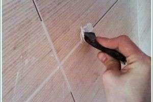 Наш ремонт: как затирать швы на плитке