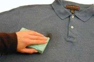 Как вывести жирные пятна с одежды? Советы опытных хозяек