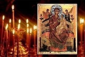 Икона Божьей матери «Всецарица»: её история, в чем помогает, где находится?