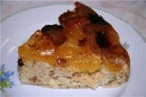 Приготовление пирога в мультиварке
