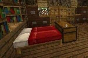 Как сделать кровать в «Майнкрафт» и где разместить ее