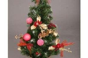 Какого цвета ваша елка?