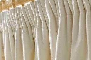 Придаем оконной ткани достойный вид, или Как пришить шторную ленту
