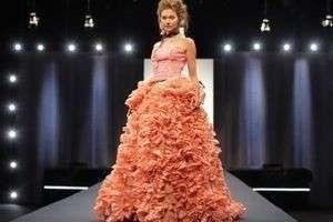 Видео как создавать платье