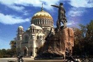Как доехать до Кронштадта из Санкт-Петербурга на маршрутке или автобусе?