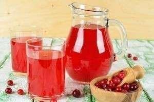 Как приготовить клюквенный морс из свежих ягод? Полезные рецепты