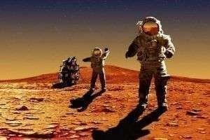 Как человеку выжить на Марсе?