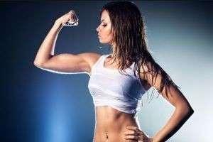 Спортивное питание для девушек для сжигания жира и сушки