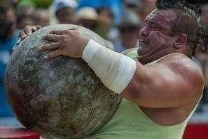 Какой самый сильный человек в мире?