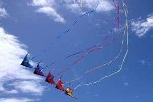 Как собрать воздушного змея: лучшее развлечение для всей семьи