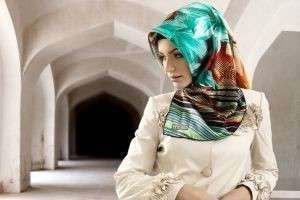 Как красиво завязать хиджаб: секреты восточных принцесс