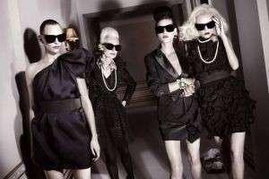 Сочетание черного цвета в одежде: что носить, с чем носить, как носить