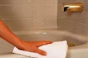Эффективные методы отбеливания ванной