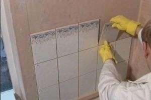 Облицовка стен кафельной плиткой. Как сделать это качественно?