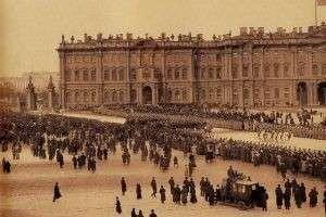 Кто был настоящим защитником Зимнего дворца в 1917 году?