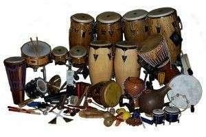 Музыкальные инструменты разных народов мира