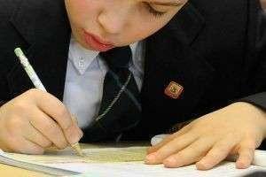 Осенний синдром уставшего школьника