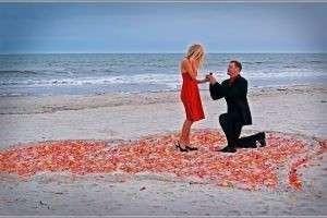 Как сделать предложение девушке красиво? Несколько идей для самого главного дня