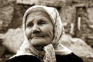 Жизнь в старости - жизнь