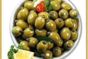 Как приготовить оливки?