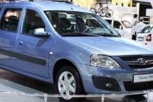 Проект АвтоВАЗ – Лада R90 станет Лада Ларгус