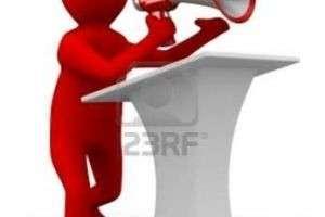 Ораторское искусство – залог успеха?