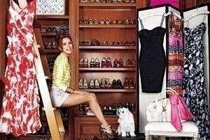 Правильное составление женского гардероба