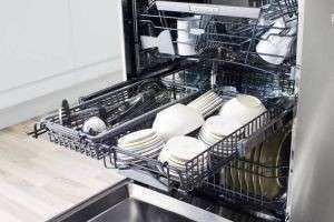 Посудомойка - настоящая помощница на кухне