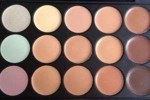 Как подобрать цвета и оттенки тонального крема