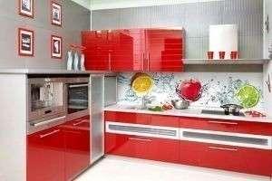 Дизайн и стиль, или Как сделать фартук для кухни своими руками