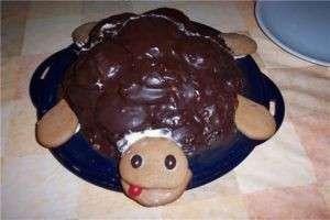 Как быстро и легко приготовить торт «Черепаха»: рецепт со сметаной, рецепт с фруктами и экспресс-рецепт