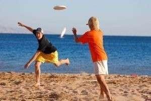 Самые необычные пляжные виды спорта для активного отдыха