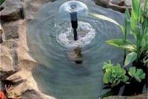 Домашний фонтан своими руками