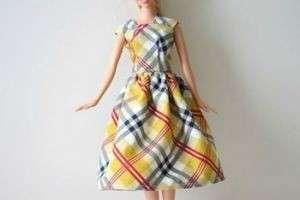 Детские забавы на взрослый лад, или Как шить одежду для кукол
