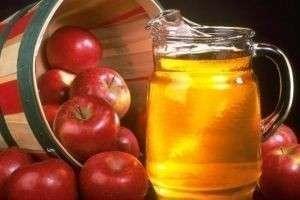 Диета на основе яблочного уксуса для здорового пищеварения