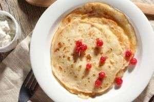 Тесто для блинов на молоке: традиционный, диетический и вегетарианский рецепты