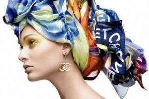 Как красиво завязать платок на голове — много оригинальных способов, видео и фото