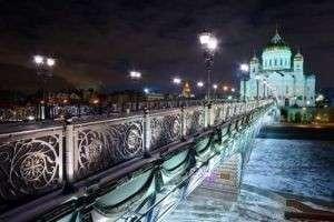 Самые красивые места Москвы зимой