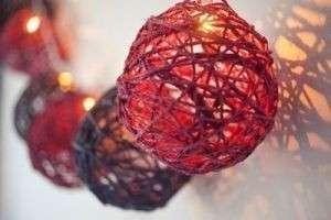 Шары из ниток своими руками: способ изготовления, необходимые материалы и применение